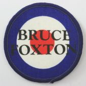 The Jam - 'Bruce Foxton' Printed Patch